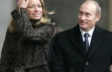 Tổng thống Putin lên chức ông ngoại