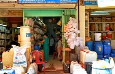 Sớm xóa hẳn chợ hóa chất Kim Biên