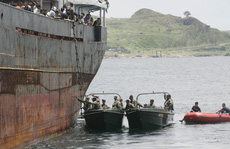 Xác minh thông tin 6 thuỷ thủ Việt bị khủng bố bắt cóc