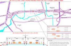 Đề xuất cho xe máy vào đường dẫn cao tốc TP HCM-Long Thành