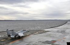 TT Putin đưa tàu chiến 'khủng' sang Syria diệt IS