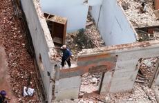 Biệt thự cổ ở trung tâm TP HCM bị phá dỡ