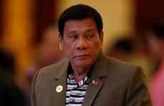 Tổng thống Duterte xác nhận tự tay giết 3 người