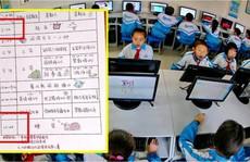 Trung Quốc: 'Mẹ hổ' ép con 9 tuổi học 18 giờ/ngày