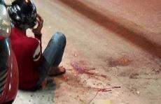 Thiếu niên bị chém rớt tay do mâu thuẫn tình cảm