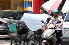 'Thần chết' di động trên phố Sài Gòn