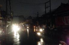 Sài Gòn đã có mưa 'vàng'