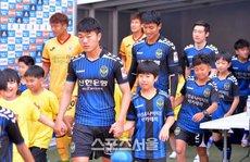 Xuân Trường ra mắt, đá chính 60 phút ở K-League