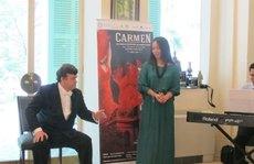 """Ra mắt vở kịch opera """"Carmen"""" tại TP HCM"""