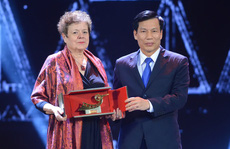 """""""Hồi ức""""chiến thắng tại LHP quốc tế Hà Nội 2016"""