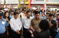 Hội sách TP HCM 2016 đón hơn 1 triệu người