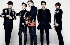 Ban nhạc Big Bang bị Cục Thuế Hàn Quốc điều tra