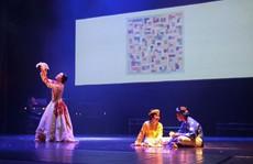 Ra mắt kịch múa liên hợp Việt - Hàn