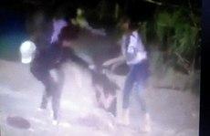 Xác định nhóm đánh hội đồng, lột áo cô gái trẻ giữa đường