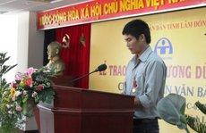 Trao Huân chương dũng cảm cho tài xế Phan Văn Bắc