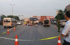 'Hung thần xa lộ' gây tai nạn, 2 anh em ruột chết thảm