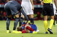 Barcelona trả giá đắt cho trận Siêu cúp