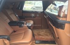 Cận cảnh Rolls-Royce Phantom với thiết kế hai khoang riêng biệt