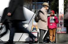 Nhật Bản tiềm ẩn cái nghèo