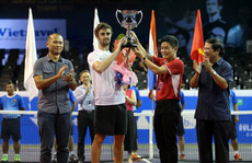 Jordan Thompson vô địch Vietnam Open 2016