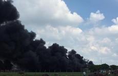 Cháy nhà lòi ra cả khu nhà xưởng xây dựng trái phép