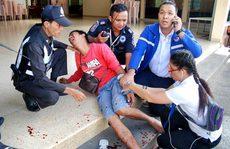 Nhiều khu du lịch Thái Lan bị đánh bom
