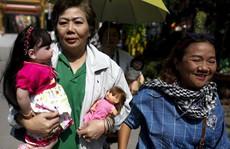 """Thái Lan """"sốt"""" búp bê siêu năng lực"""
