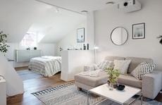 Căn hộ 40m² có phong cách thiết kế 'đẹp không tì vết'