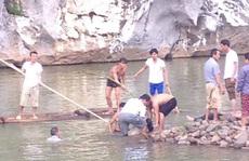 Tắm sông Kỳ Cùng, 4 nữ sinh đuối nước thương tâm