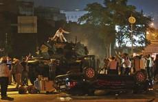 Đảo chính Thổ Nhĩ Kỳ: Tổng thống Erdogan 'không thể trách quân đội'