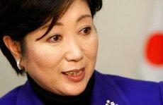 Tokyo có nữ thống đốc đầu tiên