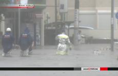 3 cơn bão liên tiếp 'quần' Nhật Bản