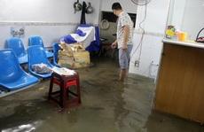 Nhiều doanh nghiệp bị thiệt hại do mưa lớn