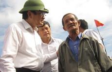 Động viên ngư dân miền Trung bám biển
