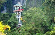 Lượng khách đến Phong Nha - Kẻ Bàng tăng kỷ lục