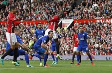 Pogba bùng nổ, M.U hủy diệt Leicester