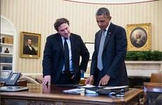 Chân dung người chuyên chắp bút diễn văn cho Obama