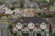 Canada: Nổ lớn, nhà bị xé nát như gặp lốc xoáy
