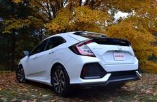 Đánh giá Honda Civic Hatchback 2017 có giá 440 triệu đồng