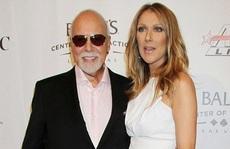 """Chồng """"họa mi"""" Celine Dion qua đời vì ung thư"""