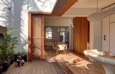 Biến căn nhà tẻ nhạt thành niềm cảm hứng bất tận