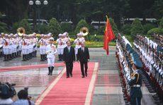 Nâng tầm hợp tác Việt - Pháp