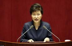 Hàn Quốc 'nóng mặt' vì Triều Tiên bêu xấu Tổng thống Park