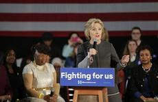Bà Clinton cảnh báo Trung Quốc