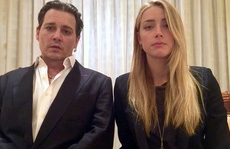 Johnny Depp và Amber Heard tan vỡ