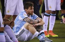 Ronaldo: Tôi đau đớn khi thấy Messi khóc!