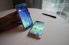 Samsung Galaxy S6 bốc khói trên máy bay