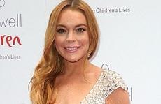 Lindsay Lohan gây sốc trên truyền hình Nga