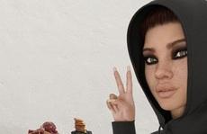 Tranh cãi dữ dội vì người mẫu ảo trên mạng