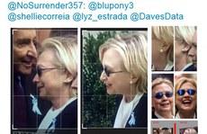 Nghi án người đóng thế bà Hillary Clinton